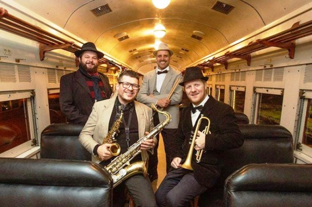 Quarteto New Orleans - Crédito Igor Guedes