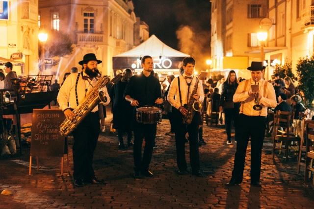 Quarteto de Jazz da Orquestra de Garibaldi - Créditos Daniela Radavelli