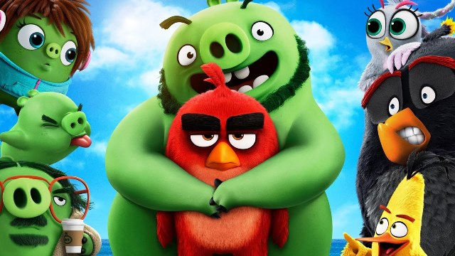 AngryBirds2 - Divulgacao