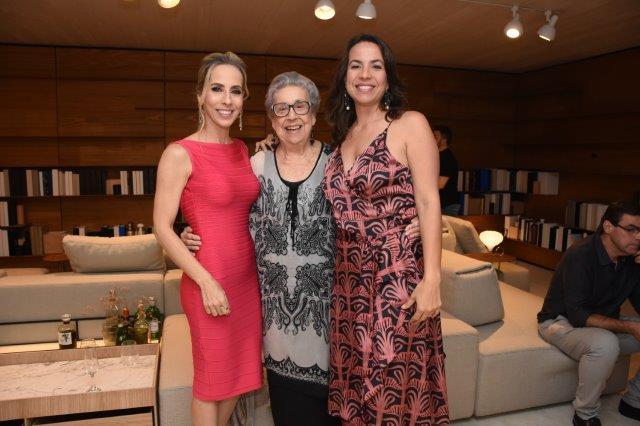 Clarissa Alves, Clementina Lyra, Cecilia Dubeux