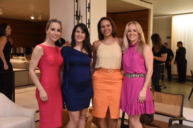 Clarissa Alves, Denise, Evania, Isabela Leite