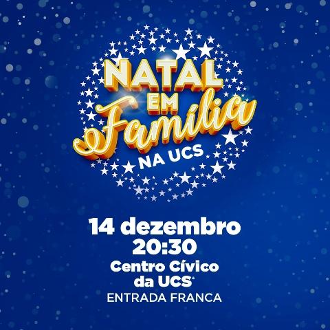 Concerto Natal em Família