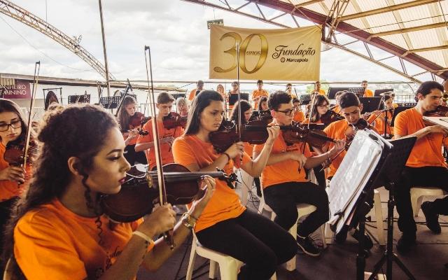 Orquestra Jovem Marcopolo - Divulgação