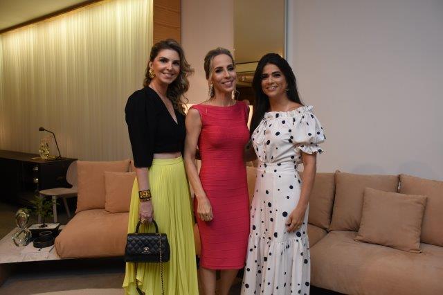 Thaysa Flor, Clarissa Alves, Erika Raposo