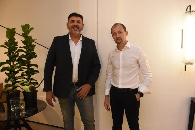 Wbiranilton Linhares, Claudio Frank
