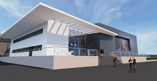 Projeto Receptivo Fenac - Gerhard+Spindler Arquitetura
