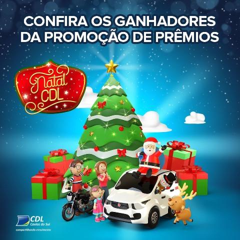 Promoçao de Prêmios 2019 CDL Caxias