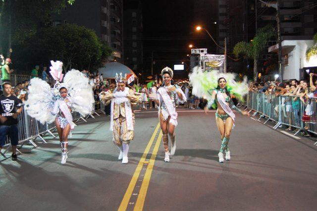 Carnaval Caxias do Sul - Arquivo/Laudir Dutra