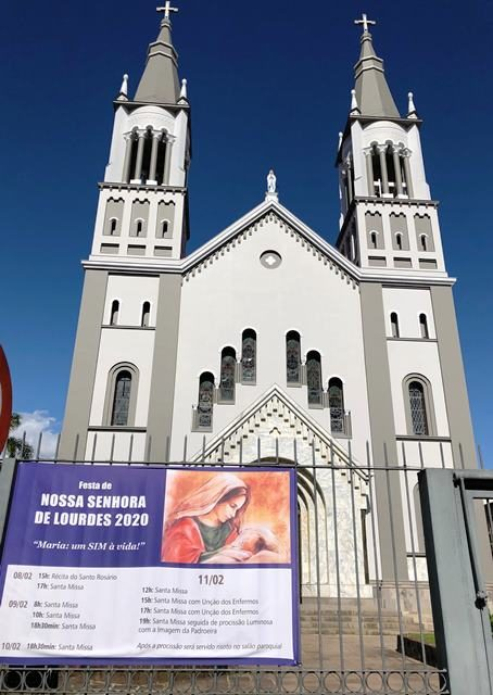 Festa Lourdes