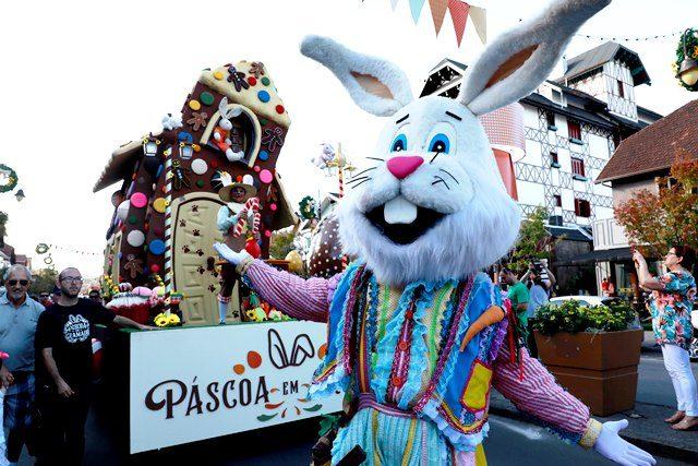 Pascoa em Gramado_Parada de Pascoa. Foto Cleiton Thiele/SerraPress