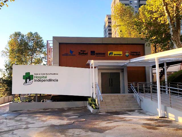 Centro de Tratamento COVID - Divulgação