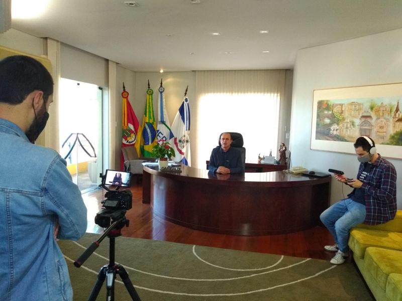 Lançamento Vídeo Institucional - Crédito Carina de Borba