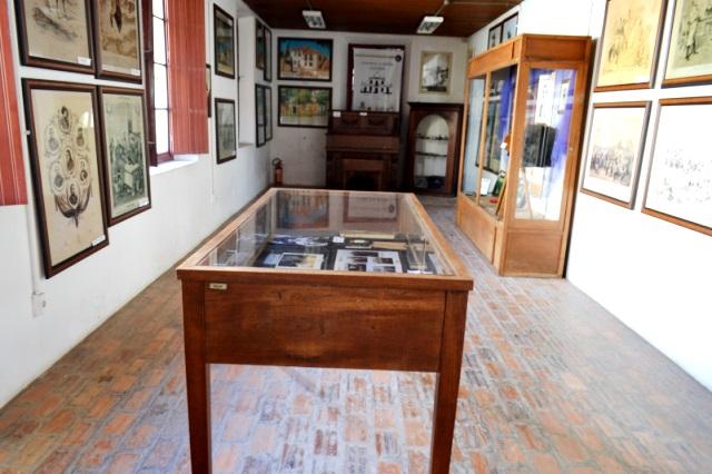 Museu e Arquivo Histórico de Garibaldi - Crédito Carina de Borba