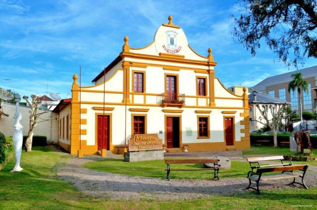 Museu e Arquivo Histórico de Garibaldi - Crédito Eduíno de Mattos