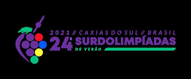 24ª Surdolimpiadas 2021 - LOGO 2