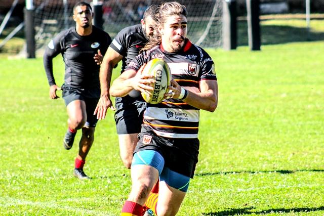 Serra Gaúcha Rugby Clube - Régis Costa