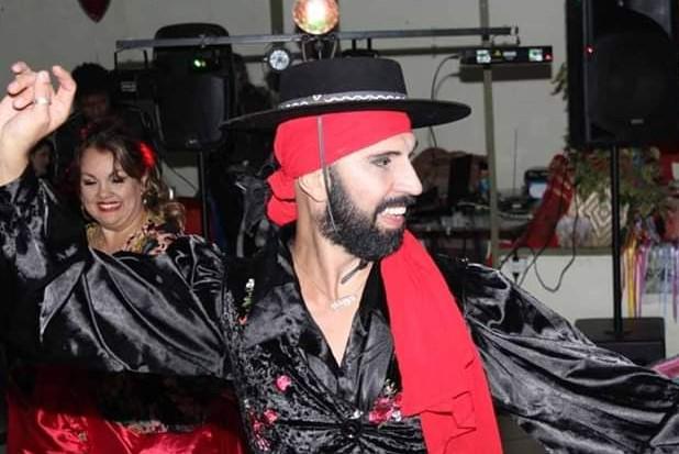 Talk Show Dança Cigana - Crédito Vanessa Santo