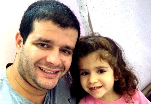Jairo e sua filha