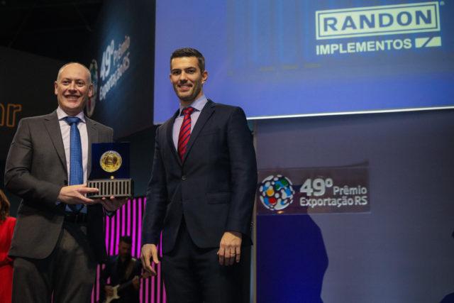49º Prêmio Exportação RS, ADVB, Casa NTX, Premiação, Empresários, Empresas - Renato - Implementos