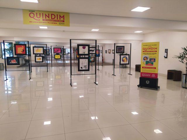 Exposicao Quindim - Foto Maria Eduarda Michelon