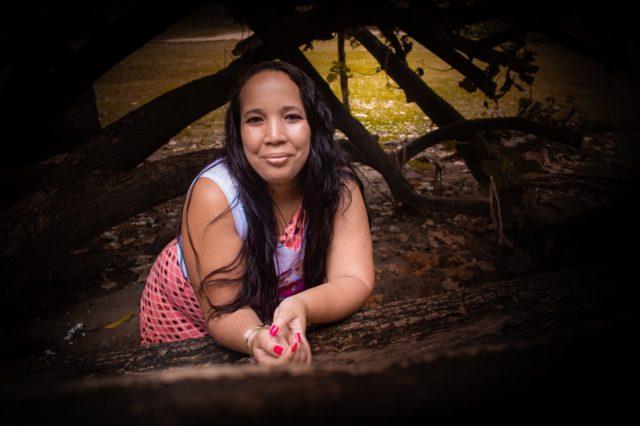 Fundadora do Instituto Unidas para sempre - Jaqueline Chagas